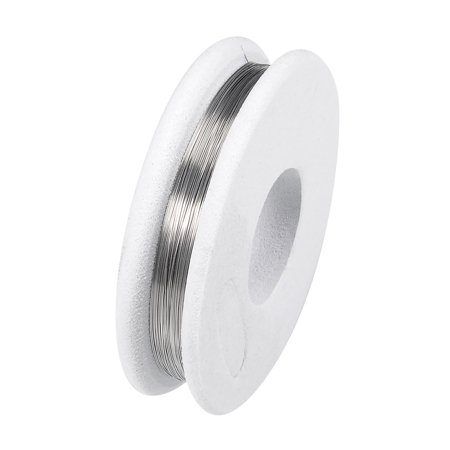 0.15mm 34AWG Heating Resistor Wire Nichrome Resistance Wires for Heating Elements 33ft - image 3 of 3