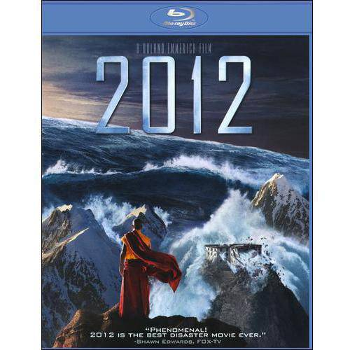 2012 (Blu-ray) (With INSTAWATCH) (Widescreen)