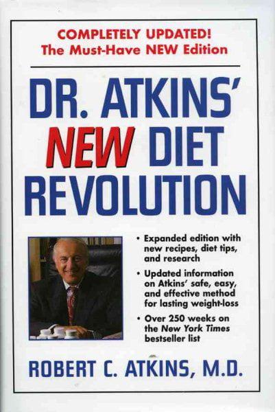 Dr Atkins New Diet Revolution Revised