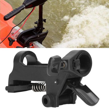LYUMO Kayak Motor Bracket,12V Electric Thruster Bracket Inflatable Boat Kayak Motor Accessory Rubber Dinghy Motor,Rubber Dinghy Motor