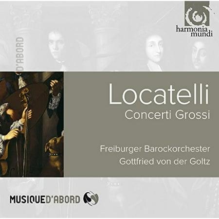 Concerti Grossi Nos (Locatelli: Concerti Grossi )