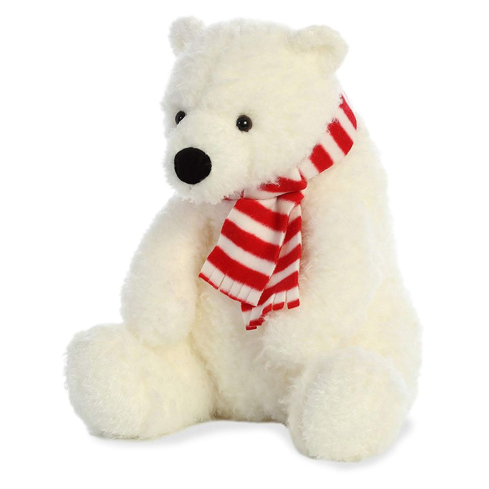 Aurora World 99020 Iceberg Bear 18 inch Stuffed Animal
