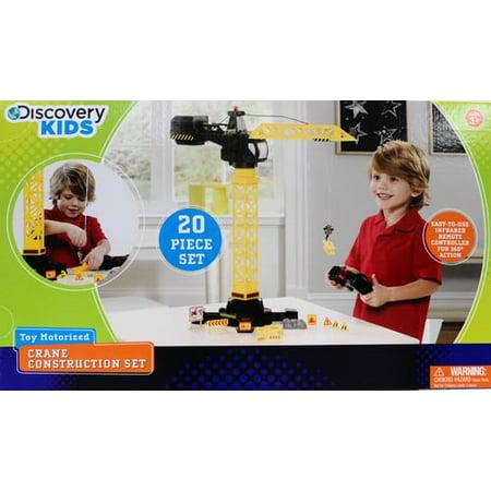 DK Mechanical Crane - Mechanical Toys