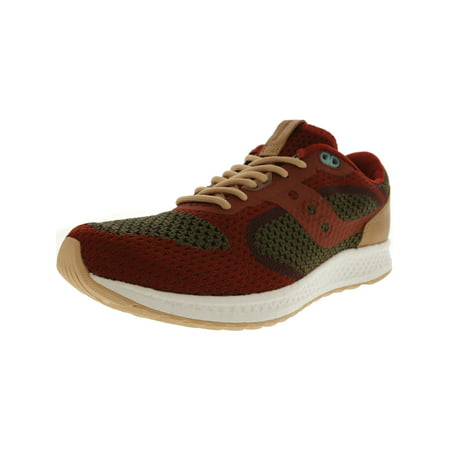 Saucony Men's Shadow 5000 Evr Red Ankle-High Running Shoe -