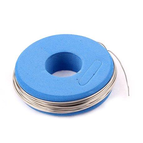 Nichrome 80 round wire 05mm 24gauge awg 246ft roll 5551ohmm nichrome 80 round wire 05mm 24gauge awg 246ft roll 5551ohmm heater wire greentooth Gallery