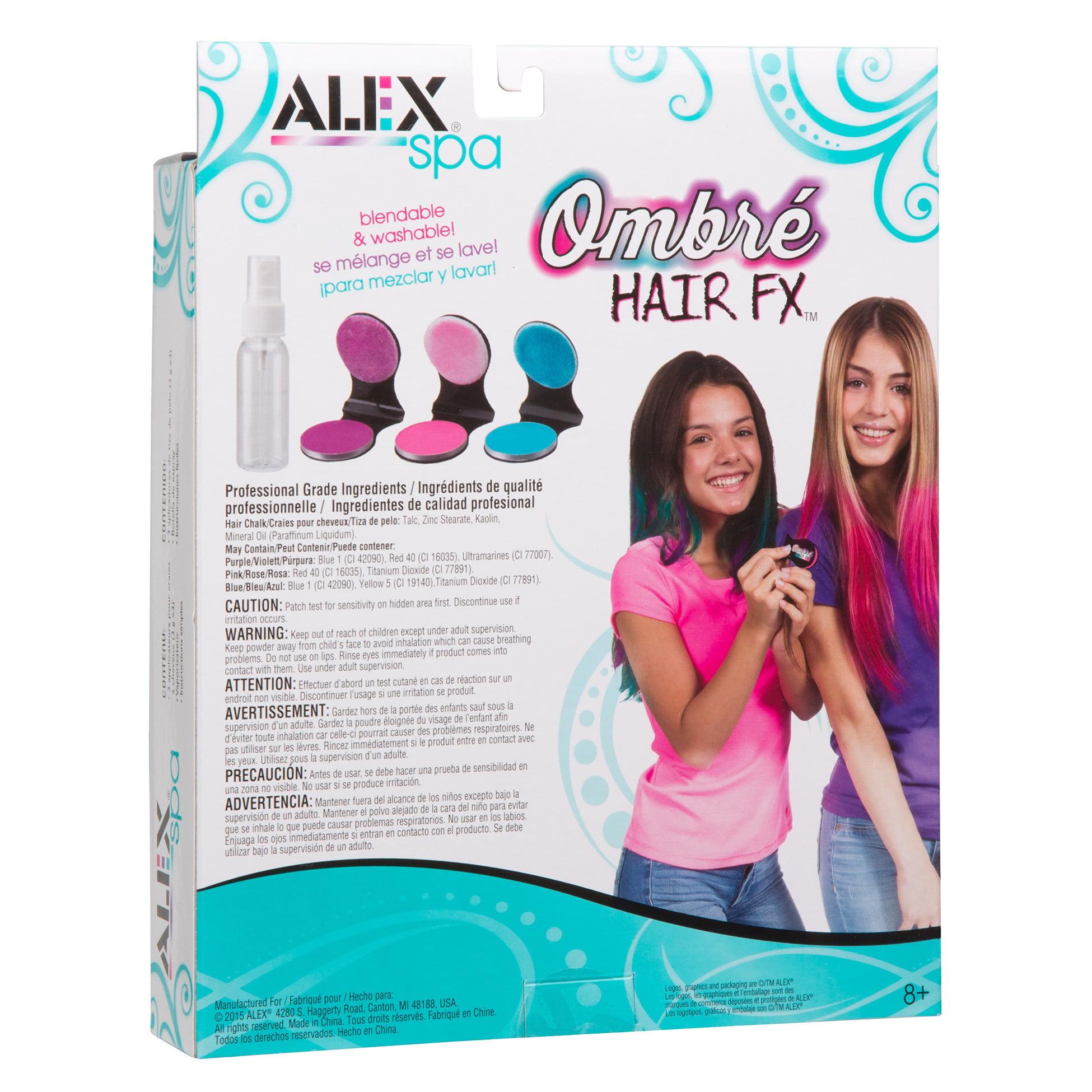 95d3b19ec862 ALEX Spa Ombre Hair FX - Walmart.com