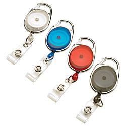 Swingline® GBC® Carabiner ID Badge (Gbc Badge)