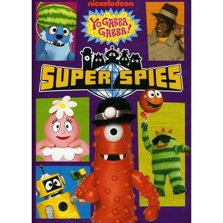 Yo Gabba Gabba: Super Spies