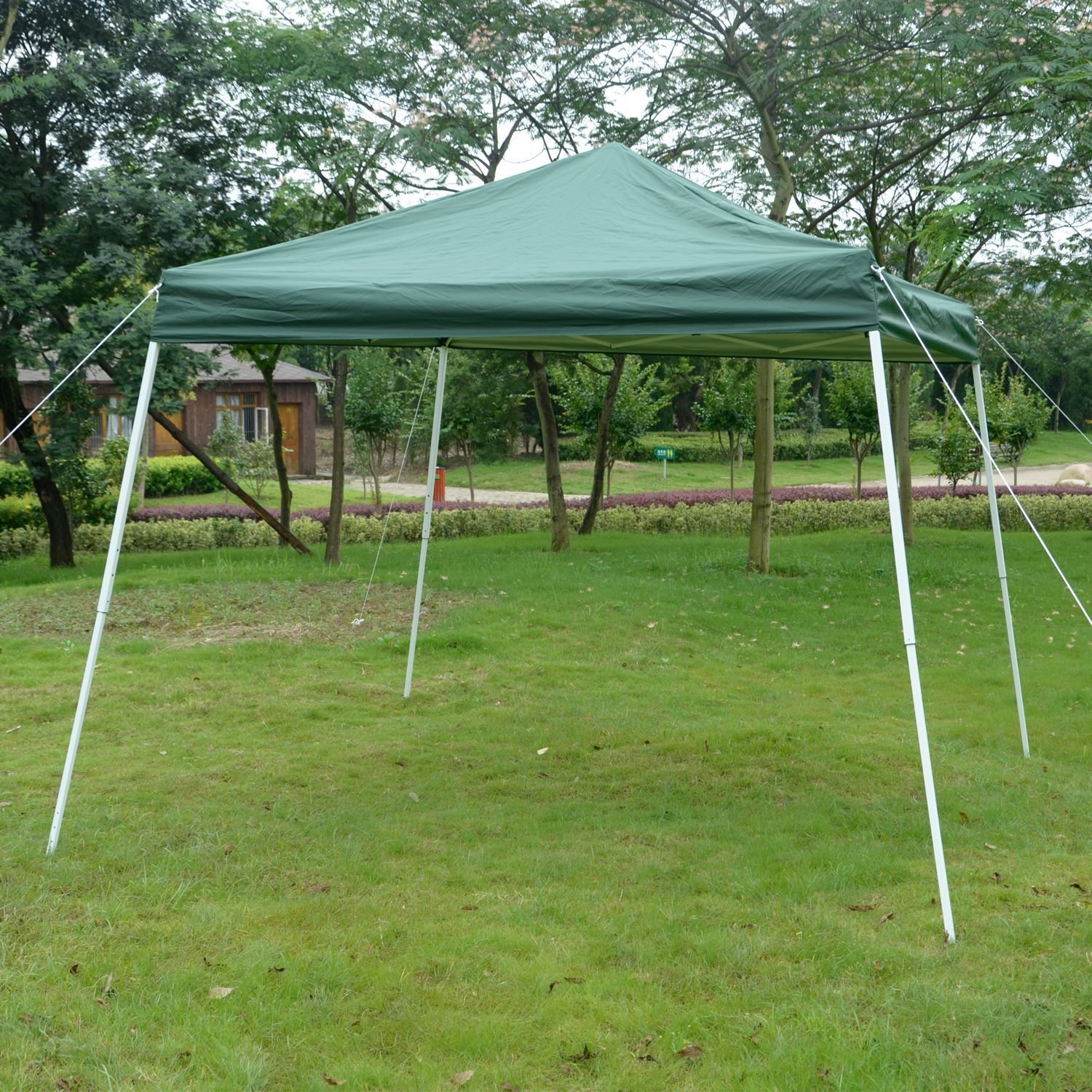 New MTN-G MTN-G EZ Pop Up Canopy Wedding Party Tent Outdo...