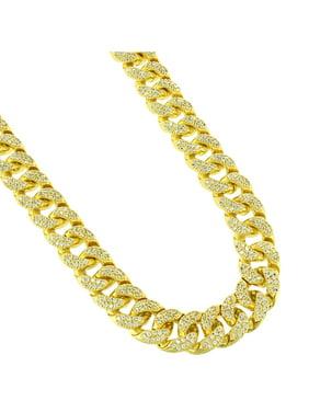 7d4bd19ac3f72 Master of Bling All Men's Necklaces - Walmart.com