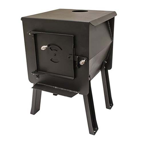 ENGLAND's STOVE 12-CSM Black Bear Camp Stove by England's Stove Works, Inc.