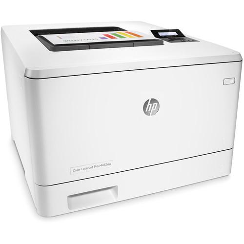 AIM Refurbish - Color LaserJet Pro M452nw Laser Printer ((AIMCF388A)