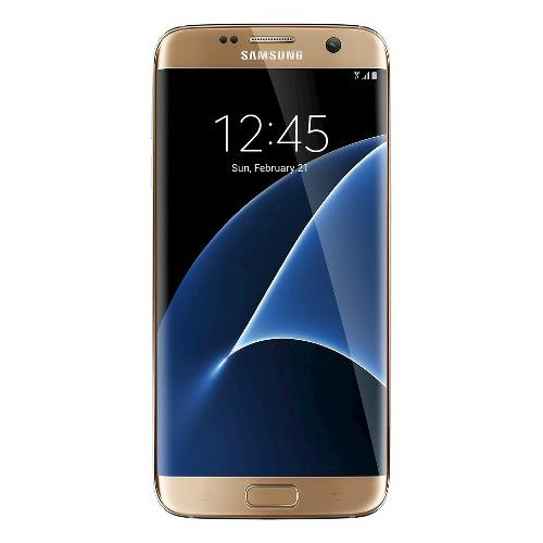 Samsung Galaxy S7 Edge 32GB   SM-G935 Gold Platinum (International Model) Unlocked GSM Mobile Phone by Samsung