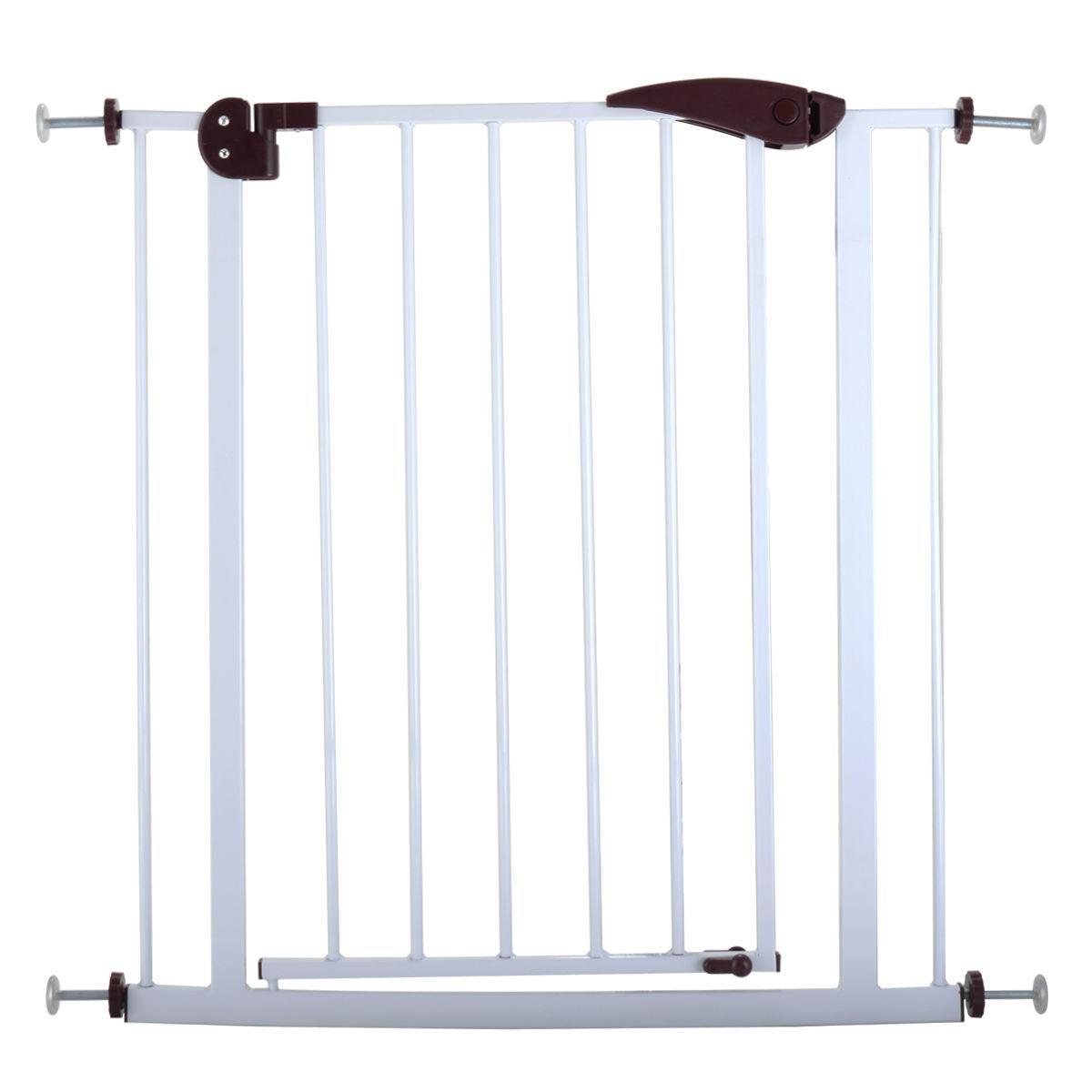 Costway Baby Safety Gate Door Walk Through Child Toddler