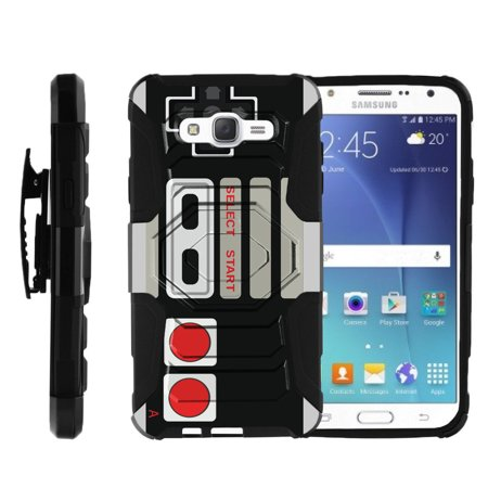 Galaxy J7 Case   Galaxy J700 Case [Armor Reloaded] Galaxy J7 High Impact Rugged Holster Case with Built in Kickstand - Game Controller - High Impact Holster