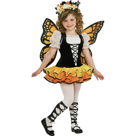 Monarch Butterfly Costume for Girls](Coustumes For Girls)