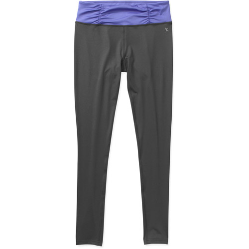 Danskin Now Women's Colored Accent Ankle Legging