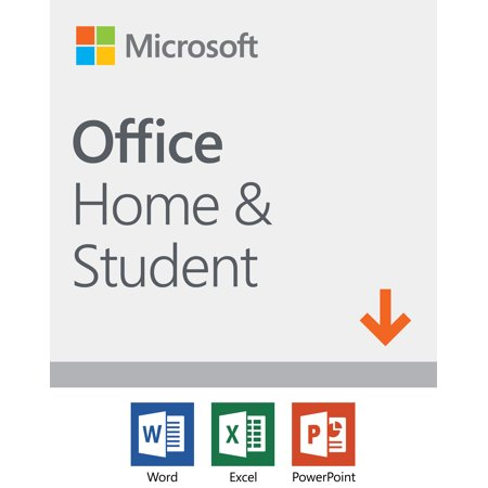 Microsoft Office Home and Student 2019 (Email Delivery) (Microsoft Office Product Key)