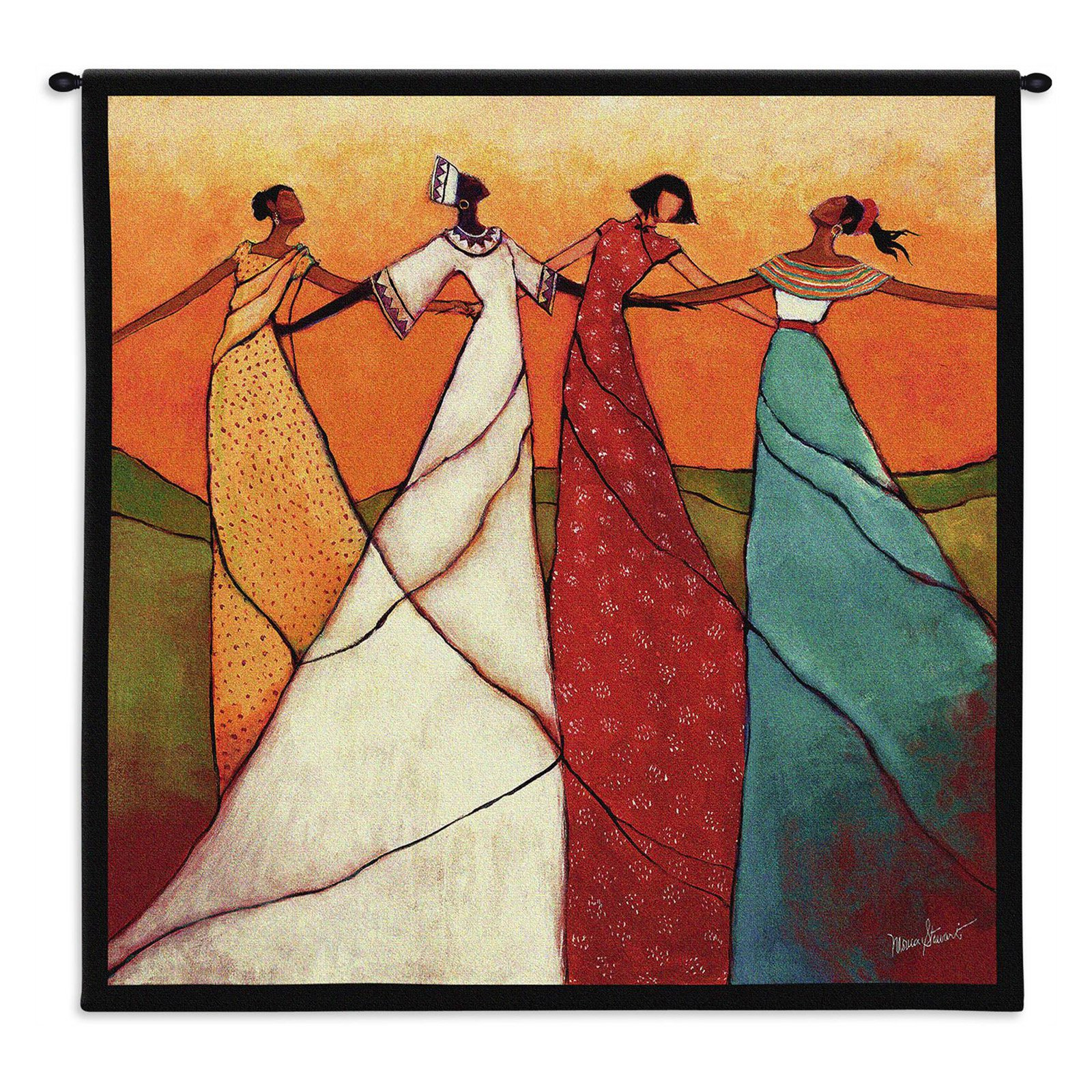 Fine Art Tapestries Unity Wall Tapestry by Supplier Generic