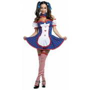 Risque Rag Doll Adult Costume - Medium