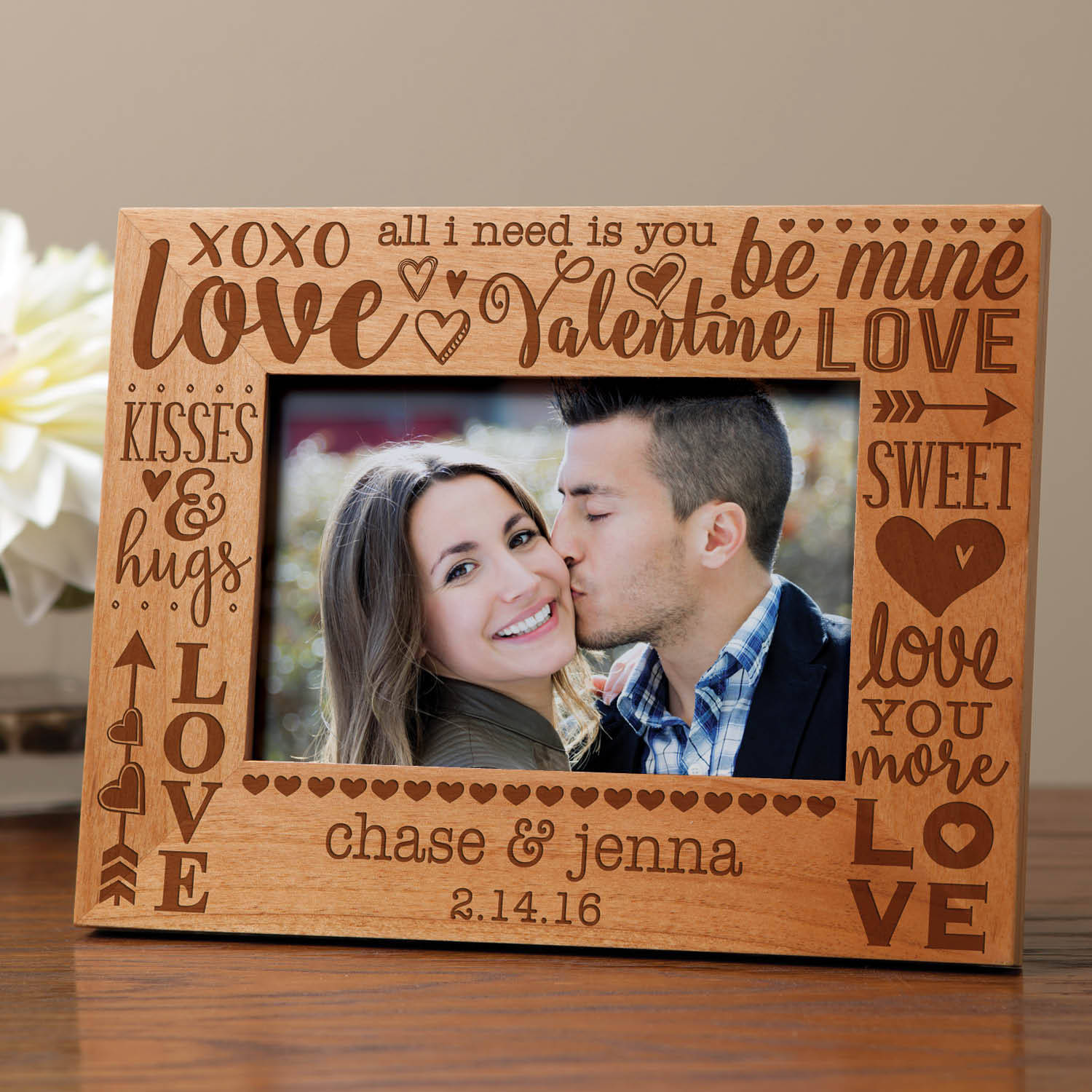 Personalized Sweet Love Frame