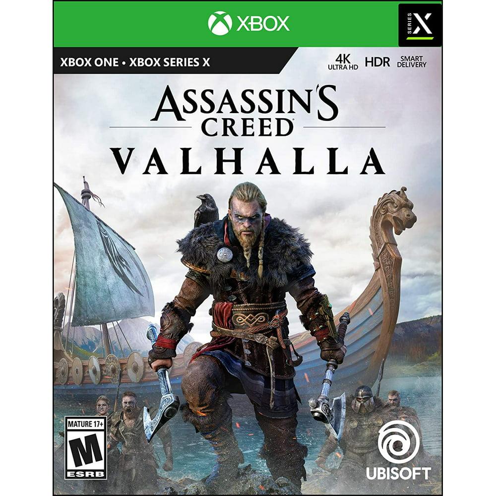 Assassin's Creed Valhalla, Ubisoft, Xbox One