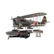 "Hasegawa 1/48 Nakajima E8N1 ninety-five formula one issue Water reconnaissance aircraft""(Japan impo"