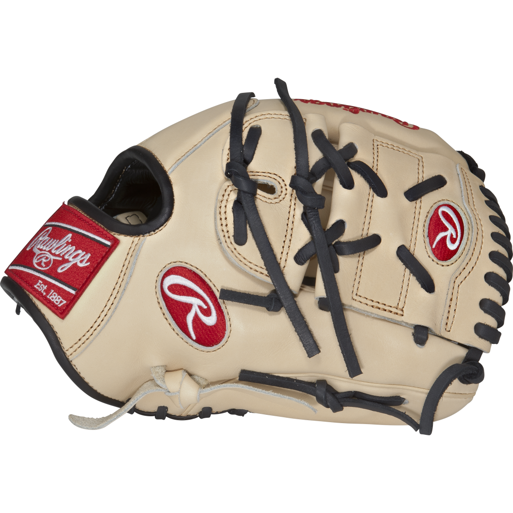 Rawlings Pro Preferred Baseball Glove, 11.75in Infield, R...
