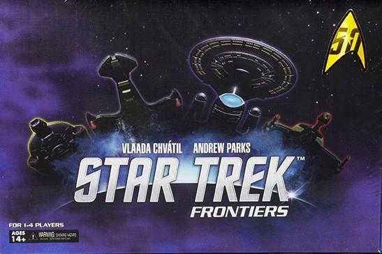 Star Trek Frontiers SW (MINT New) by WizKids