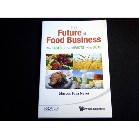 Future Of Food Business Autographed Book By Marcos Fava border=