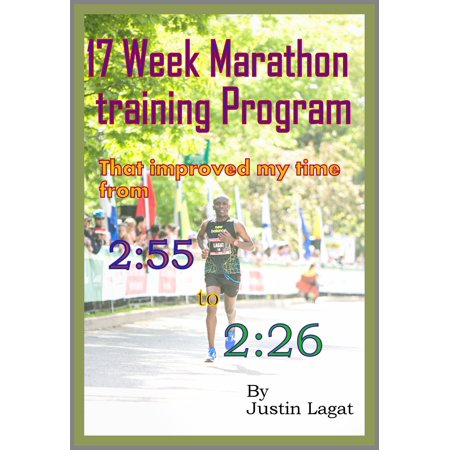 How I improved My Marathon Time from 2:55 to 2:26 in 17 Weeks -