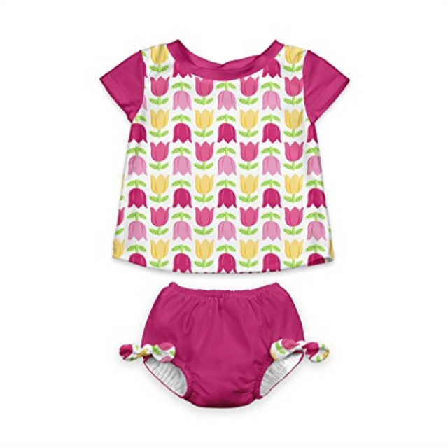 24 Months White i play Shoes /& Jewelry Swim Diaper by green sprouts Clothing