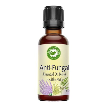 Creation Pharm Anti-Fungal Essential Nail Oil Blend, Essential