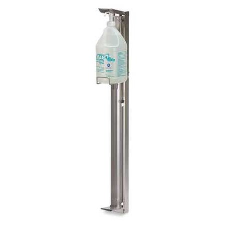 BEST SANITIZERS, INC. MD10105 Hand Sanitizer Dispensr,3785mL,Stainless
