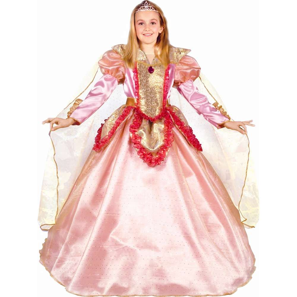Princess of the Castle Toddler Costume