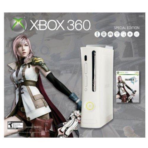 Xbox 360 Super Elite 250GB Bundle with Final Fantasy XIII