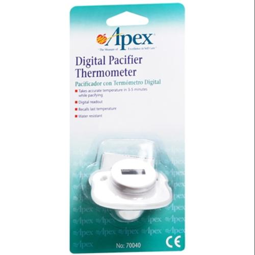 Apex Digital Pacifier Thermometer 1 Each (Pack of 3)