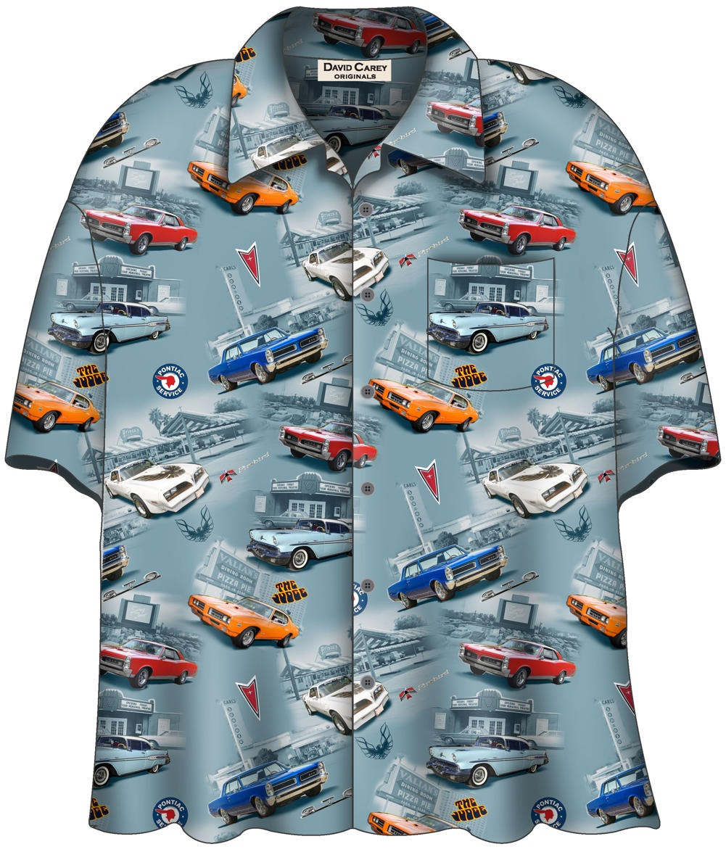 Pontiac VINTAGE PONTIAC SERVICE Licensed Juniors V-Neck Tee Shirt