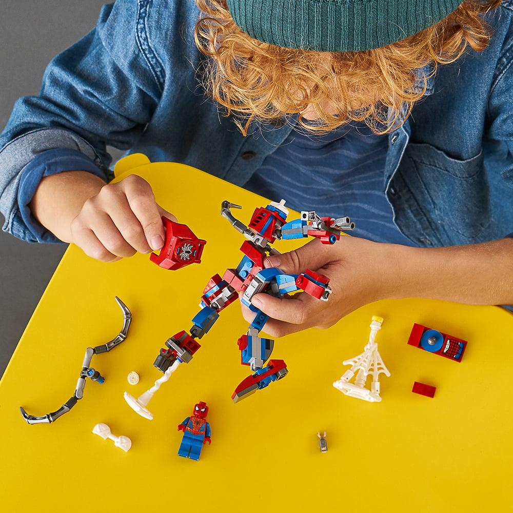 LEGO Super Heroes Spider-Man Mech Playset 76146