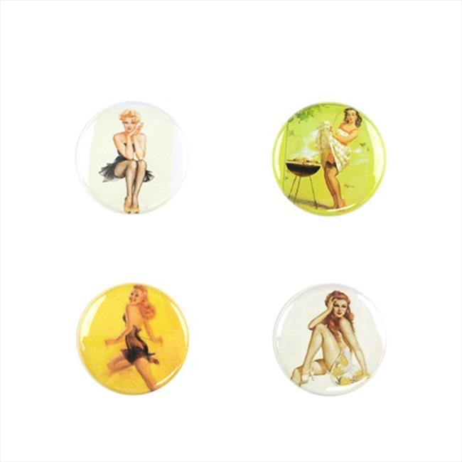 Il Bere C-PINUP-B Wine and Drink Charms Fun Collection - Bombshell - image 1 of 1