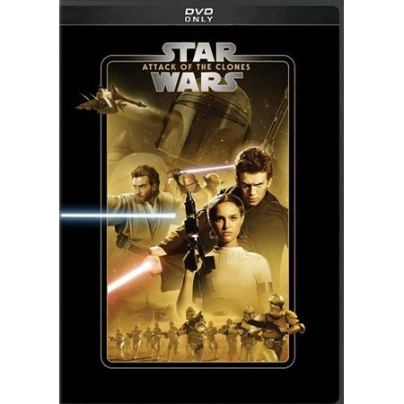 Star Wars: Episode II: Attack of the Clones (DVD)