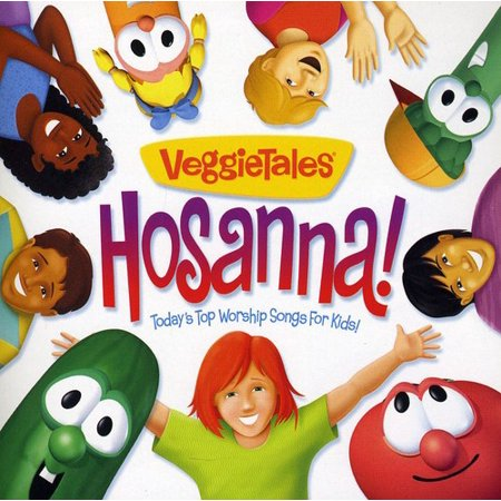 Hosanna! Today's Top Worship Songs For Kids (CD) ()