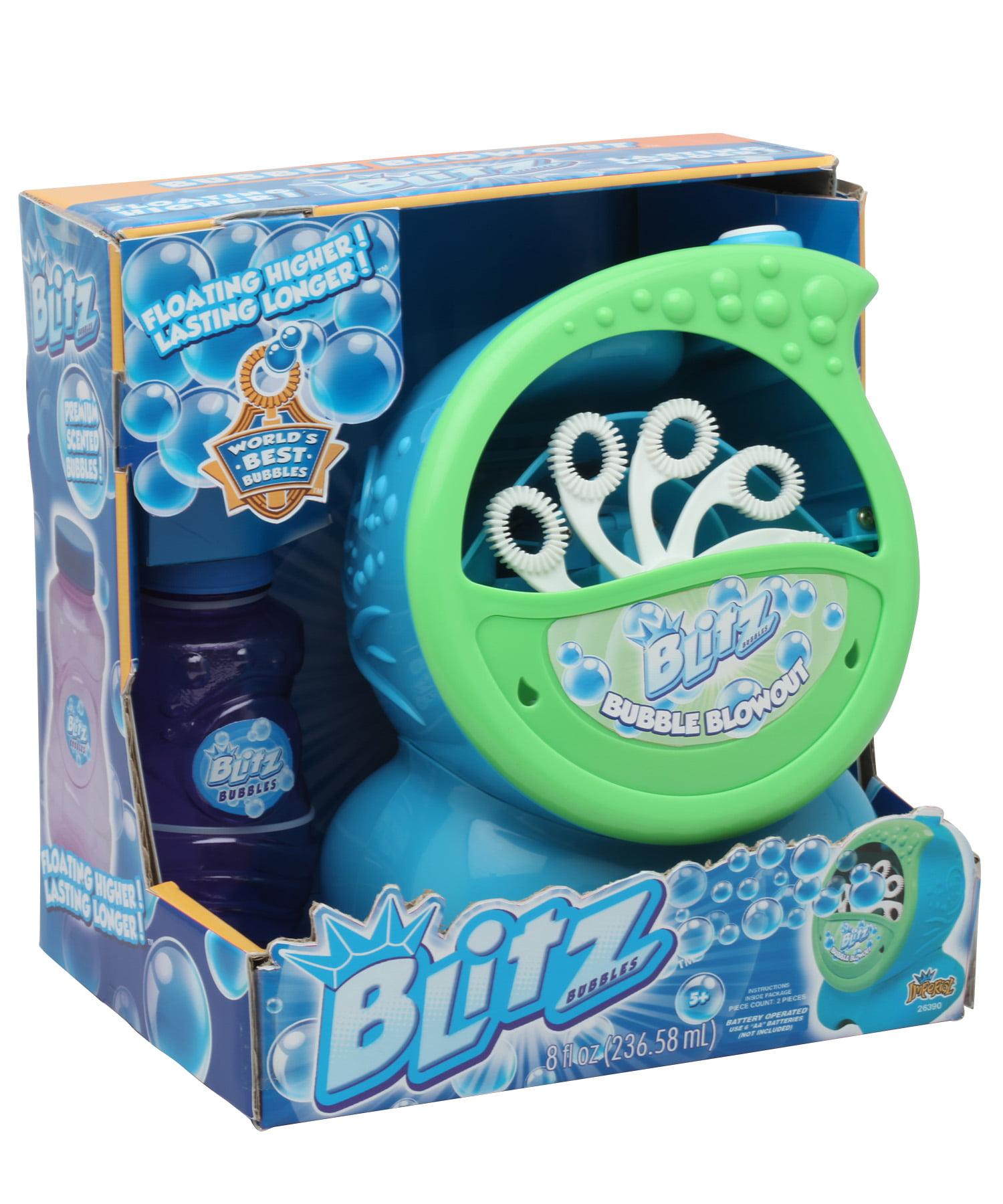 Blitz Bubble Blowout Party Machine Walmartcom