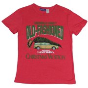 National Lampoons's Christmas Vacation Mens T-Shirt  - Old Fashioned Griswold
