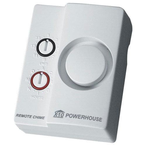 X10 Plug-In Remote Chime Module (SC546A)