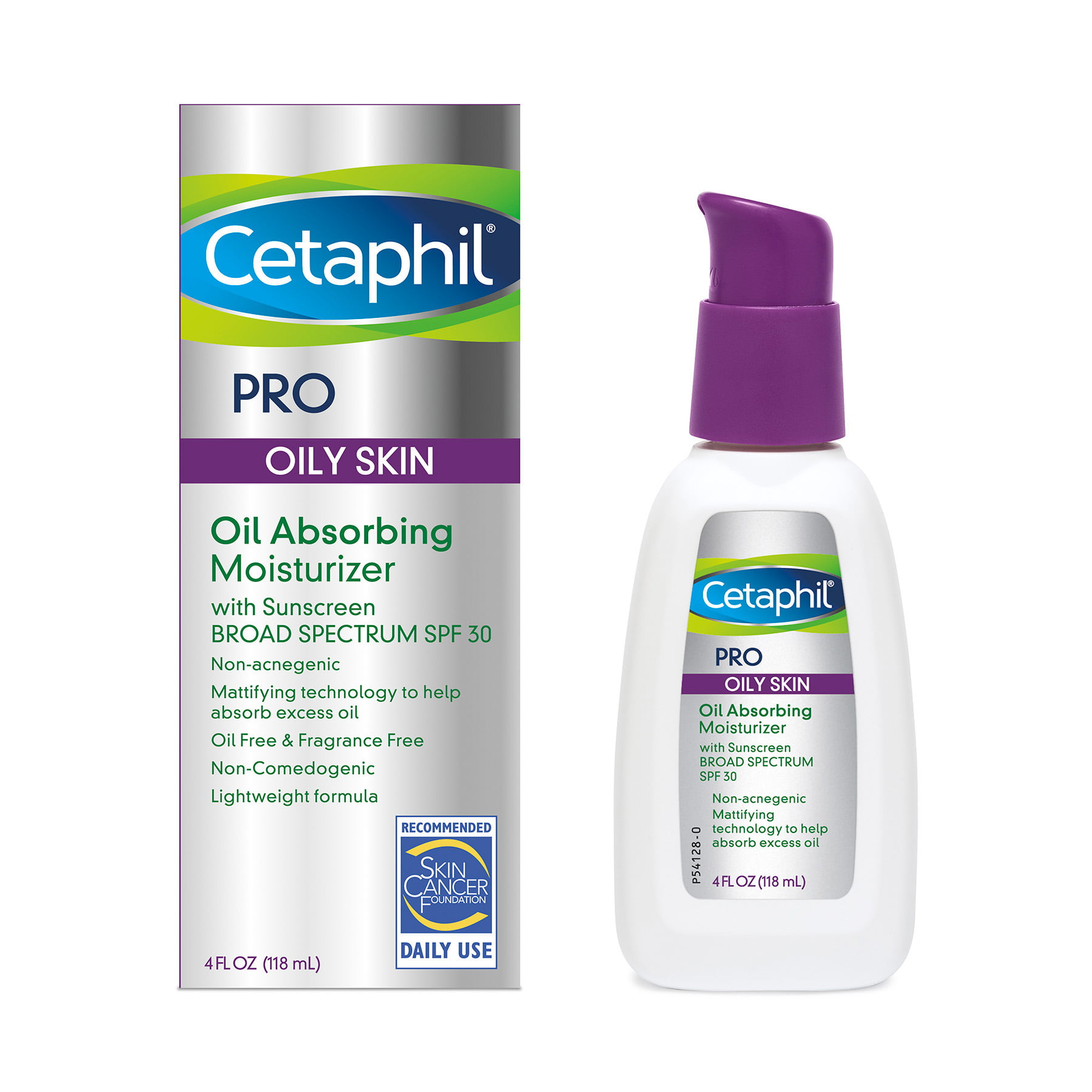 Cetaphil Pro Oil Absorbing Moisturizer Spf 30 4oz