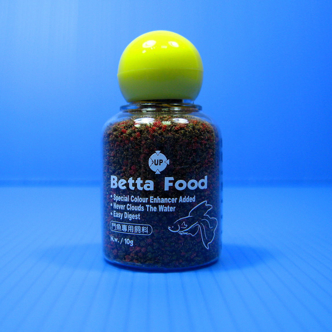 Betta Food 10g - Fish Guppy Egg Fairy Shrimp Aquatic