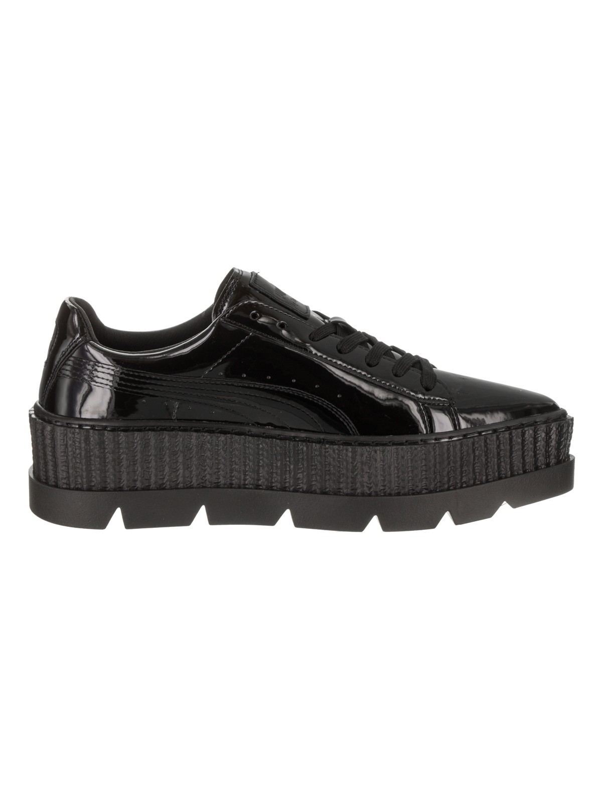 0c67bb24c98d Puma Women s Fenty Pointy Creeper Patent Casual Shoe