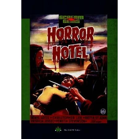 Horror Hotel (City of the Dead) (DVD)](The Hudson Hotel Halloween)