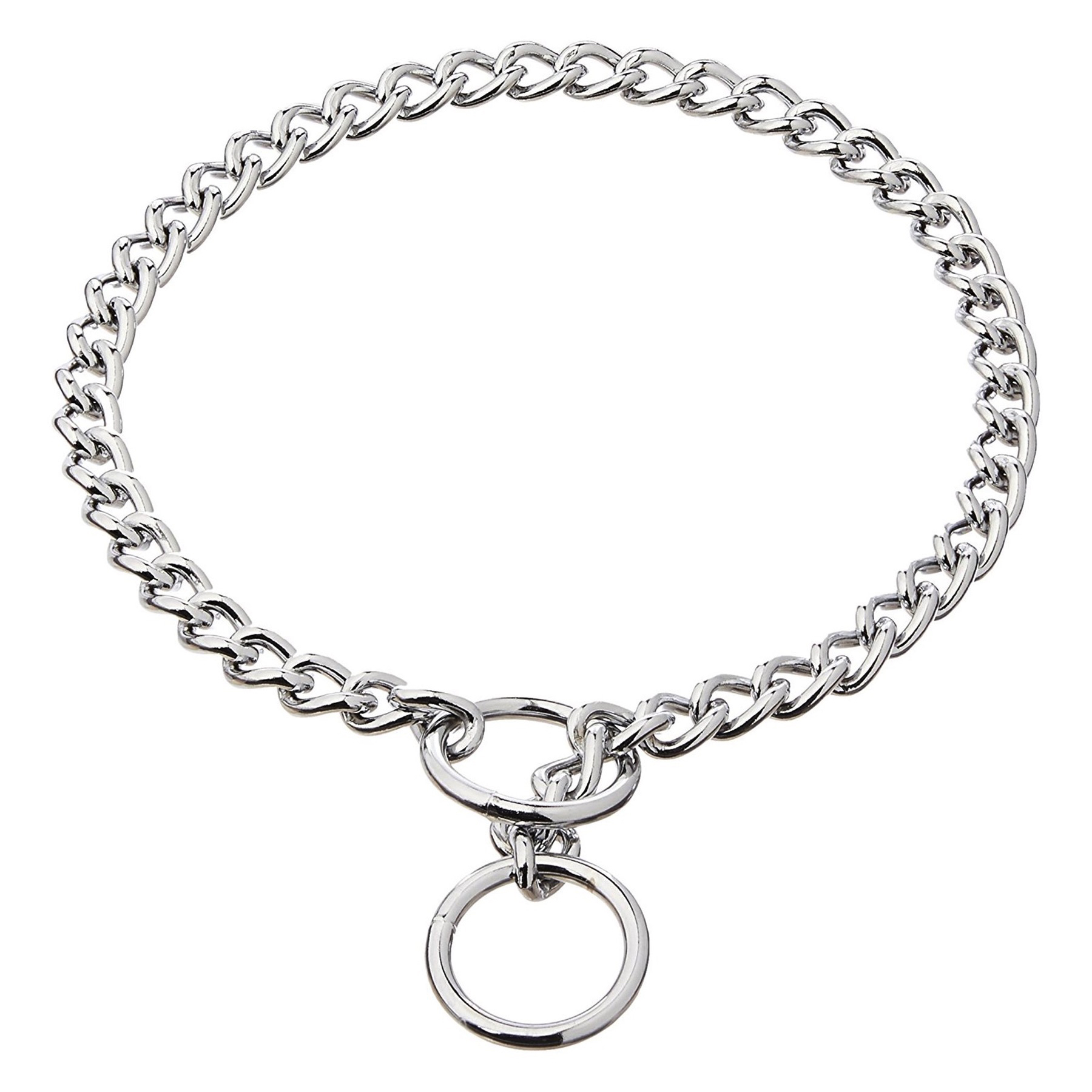 COASTAL PET 20 in Titan Heavy Chain Choke Collar